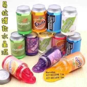 Barrel Drink can -O- slime 6pcs/set