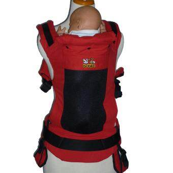 Bobita SSC Ergonomic Baby Carrier (Red)
