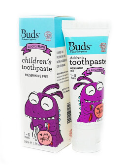 Harga Buds Children's Blackcurrant with Xylitol 50ml (1-3 Years Old)