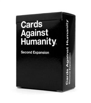 Cards Against Humanity Cards Second Expansion Toy for Kids