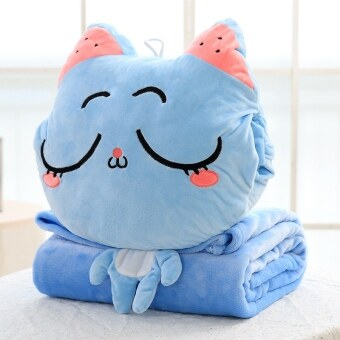 Harga Cat nap blanket pillow