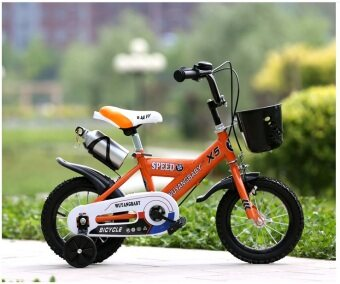 The Latest Price Of Children Bike Macarons Metal Kids Bicycle Free