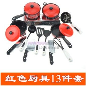 Children model Kitchen toys fruit kitchen set
