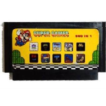 Harga Classic 360 in 1 Games Retro Video Games Card Catridge Tape