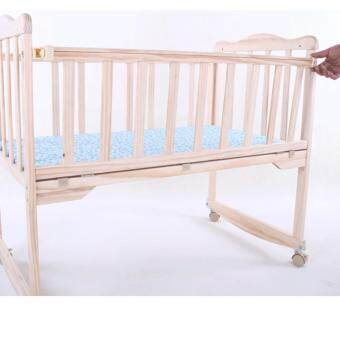 Harga Convertible Baby Cot 4 in 1 - Rocker + Desk + Co-Sleeper