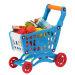 Coolplay Kids Small Shopping Cart Supermarket Handcart Children ToyStorage Blue