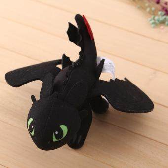 Harga Cotton How To Train Your Dragon Toothless Plush Stuffed Toy SoftWarm Doll 23cm