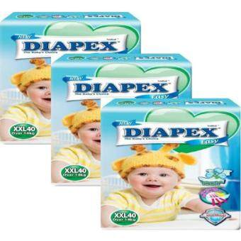 Diapex Easy Wonder Tape Mega XXL40 x 3 pkts