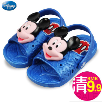 Harga Disney baby slip-1-2-3 years old slippers sandals