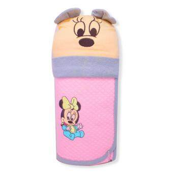 Harga Disney Baby Toddler Blanket with Bonnet