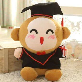 Harga Dr. cap Navy clothes ceremony you laugh monkey plush toys
