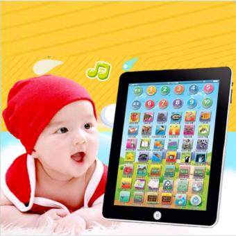 Harga EcoToy Children Bilingual Mini Ipad Kid Learning Laptop