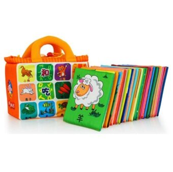 Educational LALA Cloth Book Flash Cards (LALA2) - 2