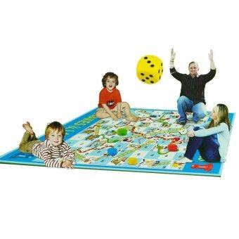 Harga Family Snake and Ladder Giant Play Mat