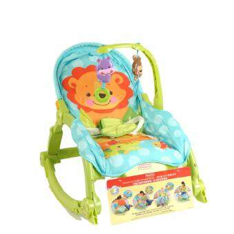 Fisher-Price Multifunctional Newborn-to-Toddler Electric Rocker