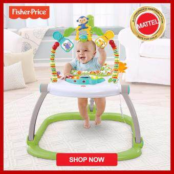 Fisher-Price(R) Rainforest Friends SpaceSaver Jumperoo(R)