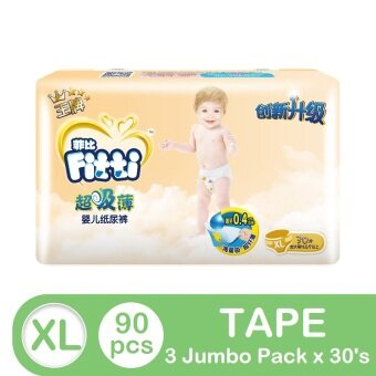 FITTI Gold Tape Jumbo XL30 (3 packs)