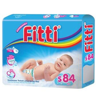 FITTI Tape Diaper Jumbo Pack S84