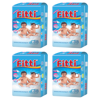 FITTI Value Pack L38 (4 packs)