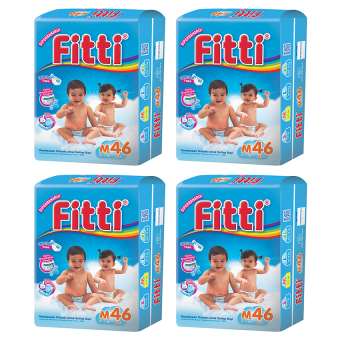 FITTI Value Pack M46 (4 packs)
