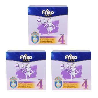 FRISO GOLD Step 4 (3 x 1.2kg)