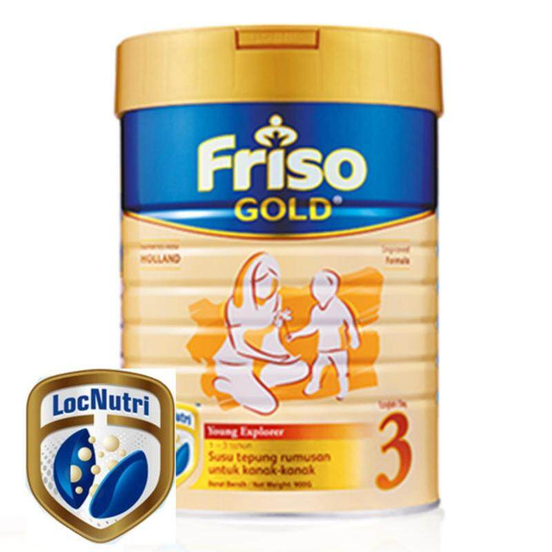 Friso Gold Young Explorer Step3 900g with LocNutri Malaysia