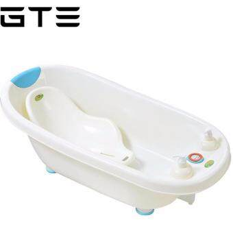 gte baby bathtub eco friendly portable swimming tub with heat temperature blue lazada malaysia. Black Bedroom Furniture Sets. Home Design Ideas