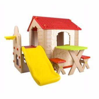 Harga Haenim (Korea) Fun Park Kids Play House