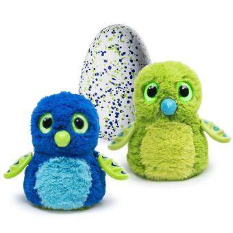 Harga Hatchimals Draggle - Blue/Green Egg