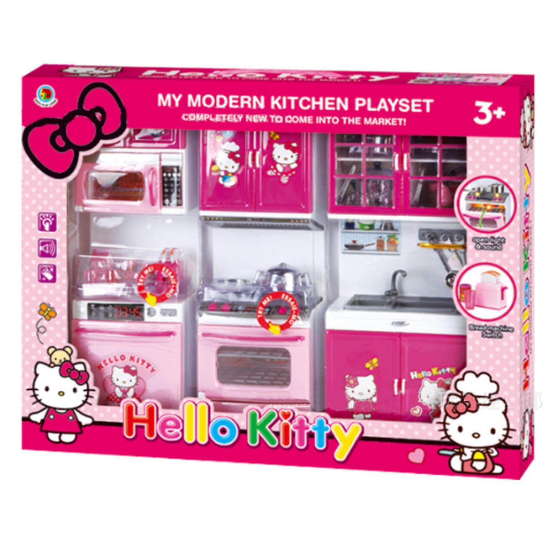 Hello Kitty Modern Kitchen Playset   Lazada Malaysia