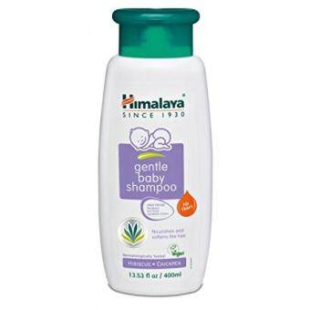 Himalaya Herbal Healthcare Gentle Baby Shampoo, 13.53 Fluid Ounce