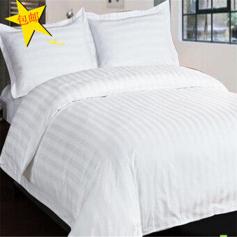 Harga Hotel hotel bed supplies wholesale one-piece cotton quilt