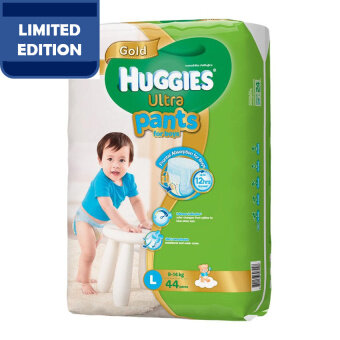Huggies Ultra Pants Boy L44 x 3 Super Jumbo pack