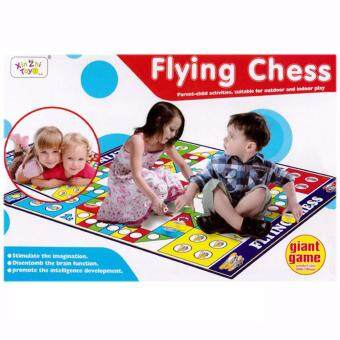 Harga Giant Floor Mat Board Game Flying Chess - 55199