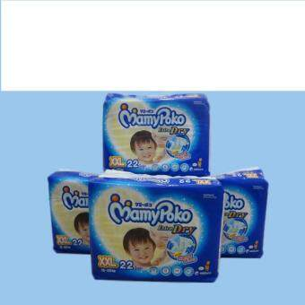 Harga MAMY POKO Jumbo Open Diaper XXL22 (4packs)