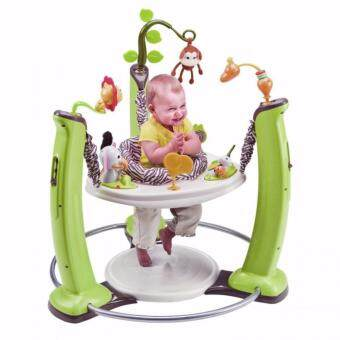 Harga EVENFLO EXERSAUCER JUMP & LEARN JUNGLE QUEST