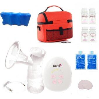 Harga Lacte Solo Electric BreastPump Value Package