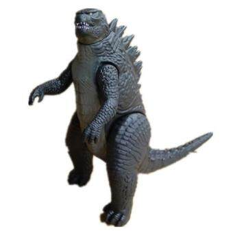 Harga 17Ccm Godzilla Toy Figures Feet and Hands Movable Movie Monster Toy Doll Model