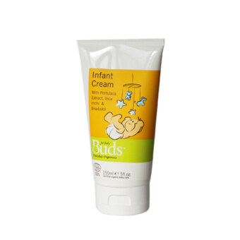 Harga Buds Everyday Organics Infant Cream 75ml
