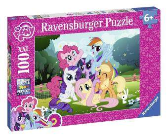Harga Ravensburger My Little Pony XXL 100pc Jigsaw Puzzle