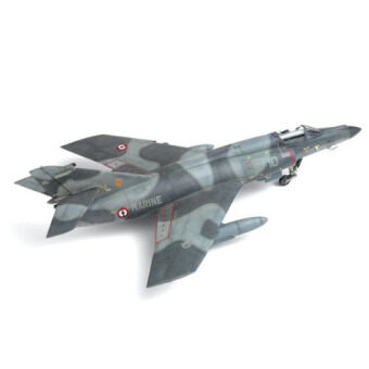 Harga Academy Super-Étendard Libya 2011 Model Kit