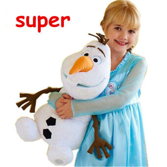 Harga Kawaii Olaf Plush Toys 23cm 30cm 50cm Olaf Cartoon Anime Plush Toys Snowman Olaf Soft Plush Doll Children Gift