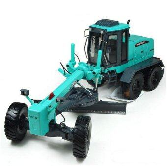 Harga 1 : 35 alloy slide toy models construction vehicles,motor grader model, Children's educational toys (Blue)