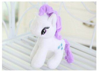 Harga My Little Pony Small Plush Toy Rarity small pony (White)
