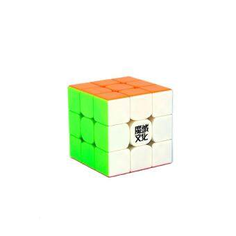 Harga 3*3 Rubik's Cube Three Layers Hexahedron Puzzle Cubes Brain Teaser Stickered Speed Cube Magic Cube Coloured