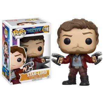 Harga FUNKO Pop! Marvel: Guardians Of The Galaxy Vol. 2 - Star-Lord #12784