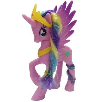 Harga My Little Pony Princess Twilight Sparkle Luna Moon Kid Toy Gift Pink Purple