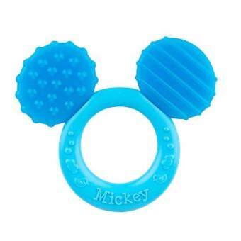 Harga NUK Disney Teether Mickey Mouse Blue 3m+