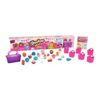 Harga Shopkins Season 4 Mega Pack