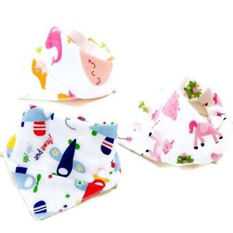Harga Baby and Toddler Kids Bandana Drool Bibs (5pcs Girl Set)